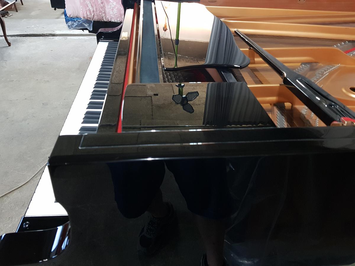 그랜드피아노 광택수리 11