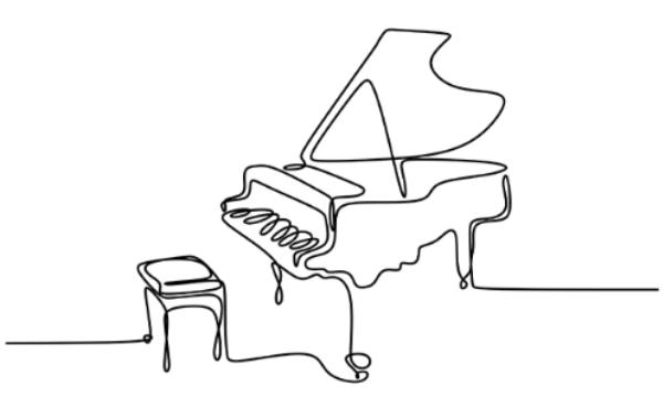 피아노 그림