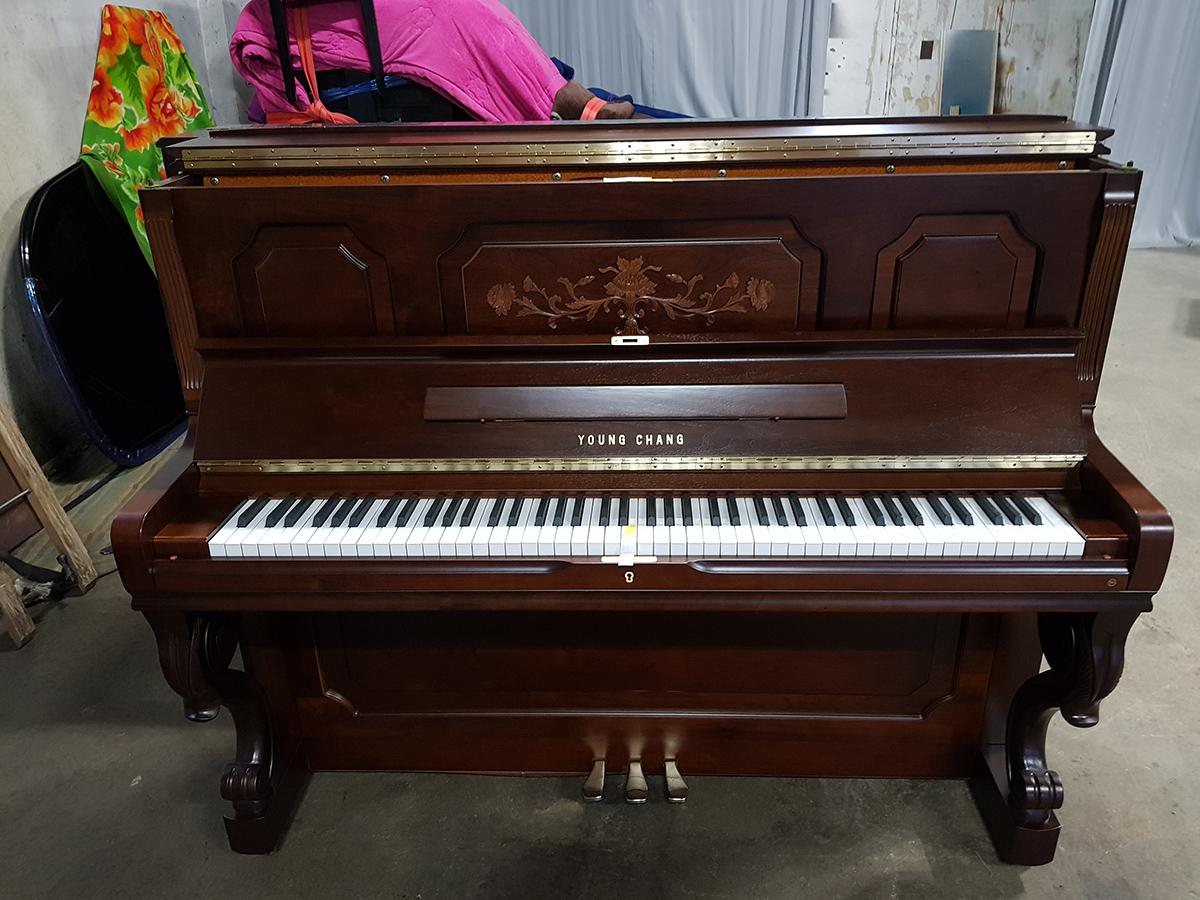 국산업라이트피아노 칠수리 8