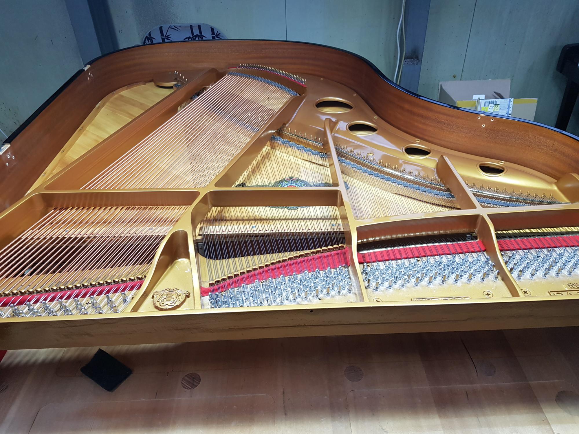 피아노 장현(피아노 현 교체)