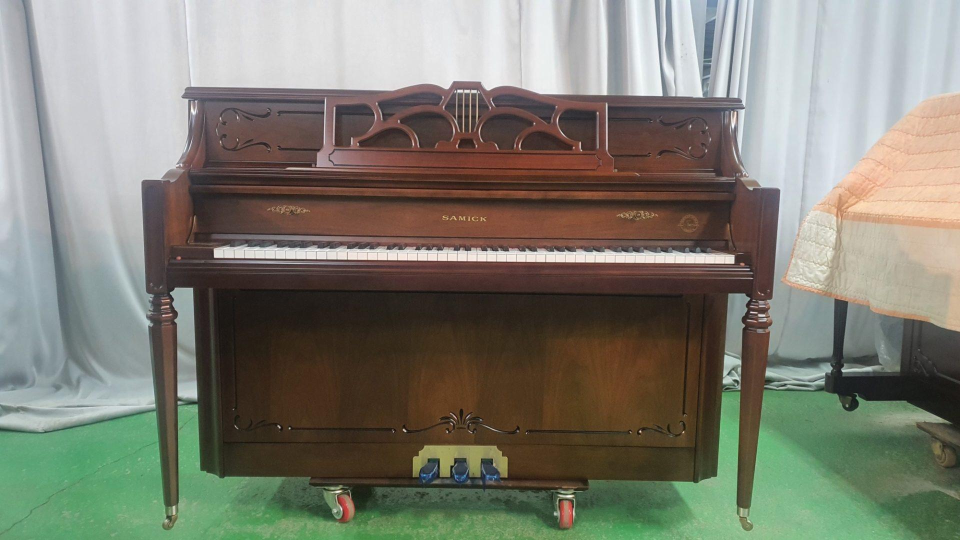[대여완료] 삼익피아노 SC-100M 월대여 가능